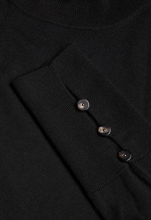 Lightweight Wool Turtleneck, image 4