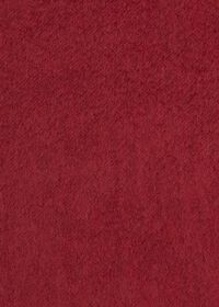 Cashmere Solid Color Scarf with Embroidered Logo, thumbnail 2