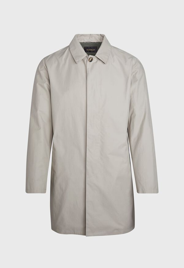 Tailored Fit Raincoat