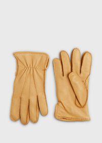 Deerskin Cashmere Lining Gloves, thumbnail 1