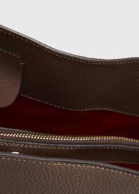 Deerskin Leather Tote, thumbnail 3