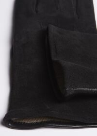 Capeskin and Suede Touch Screen Glove, thumbnail 2