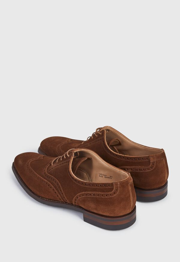 Baako Wing Tip Lace Up, image 4