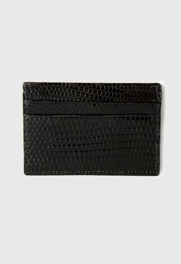 Lizard Card Case, image 1