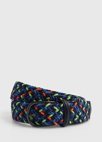 Suede Stretch Belt, thumbnail 1