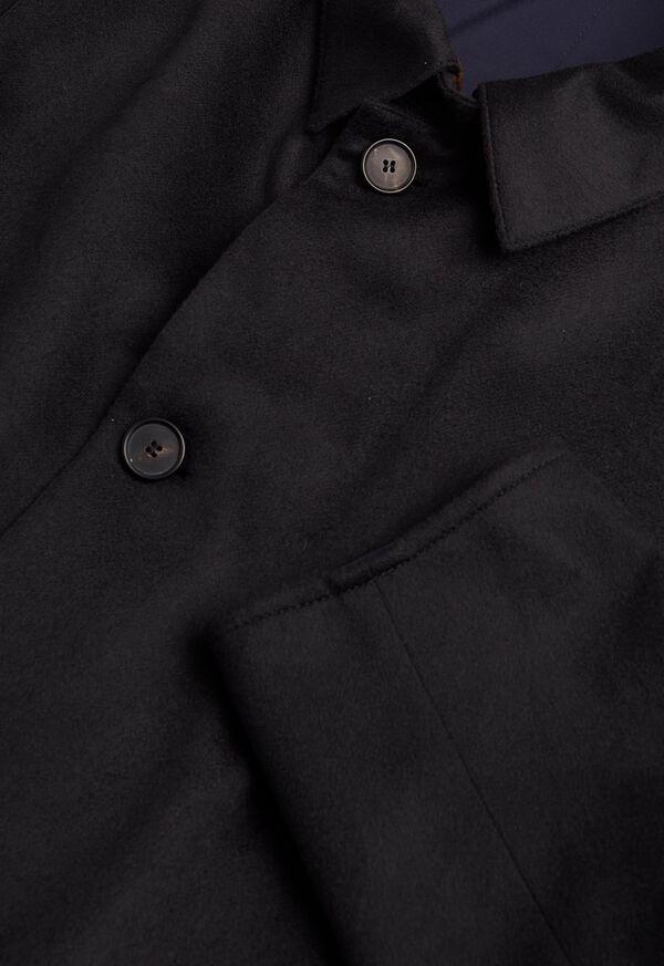 Cashmere Reversible Coat, image 2
