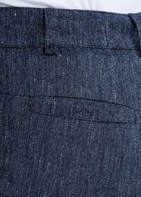 Denim Pant with Cuff Detail, thumbnail 3