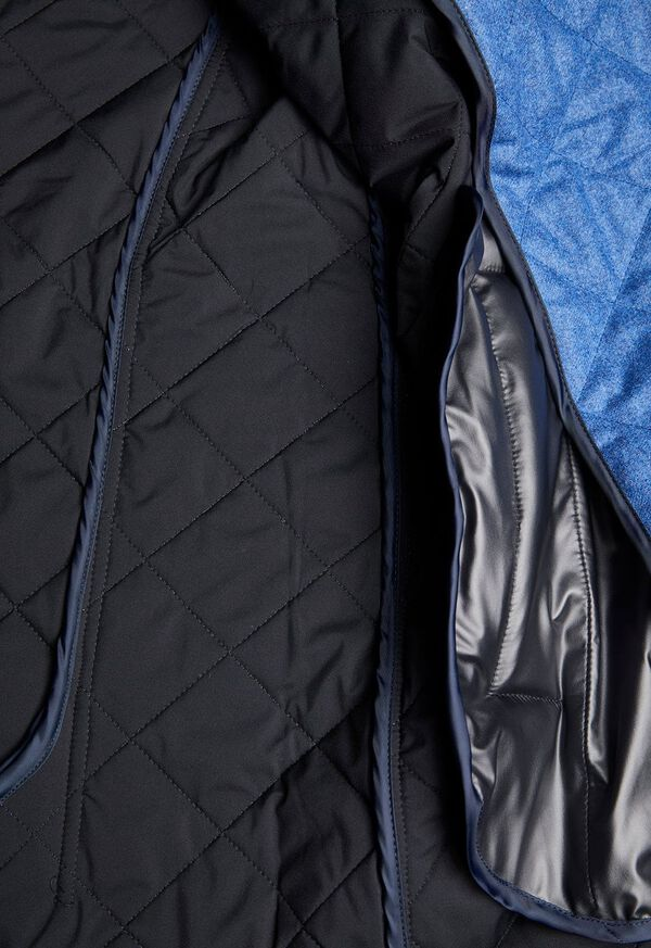 Wool Quilted Coat, image 4