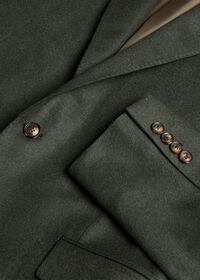 Wool Blend Solid Sport Jacket, thumbnail 2