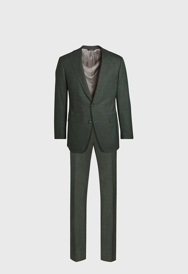 Because Life Should Be Colorful Wool Suit, image 1