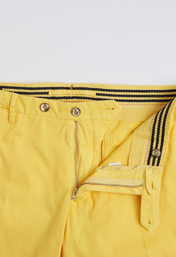 Garment Dyed Cotton Pant, image 5