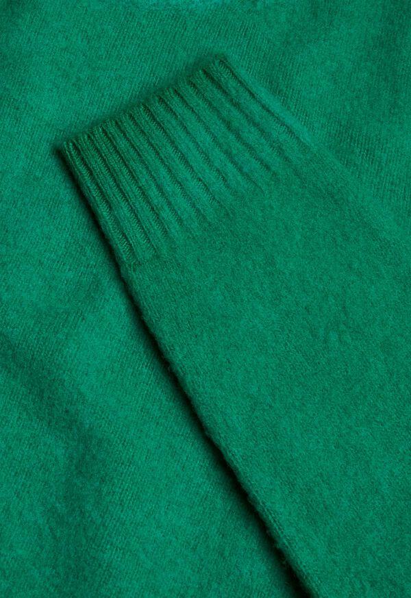 Brushed Merino Wool Sweater, image 3
