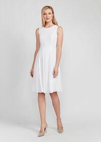 A-Line Sleeveless Dress, thumbnail 4