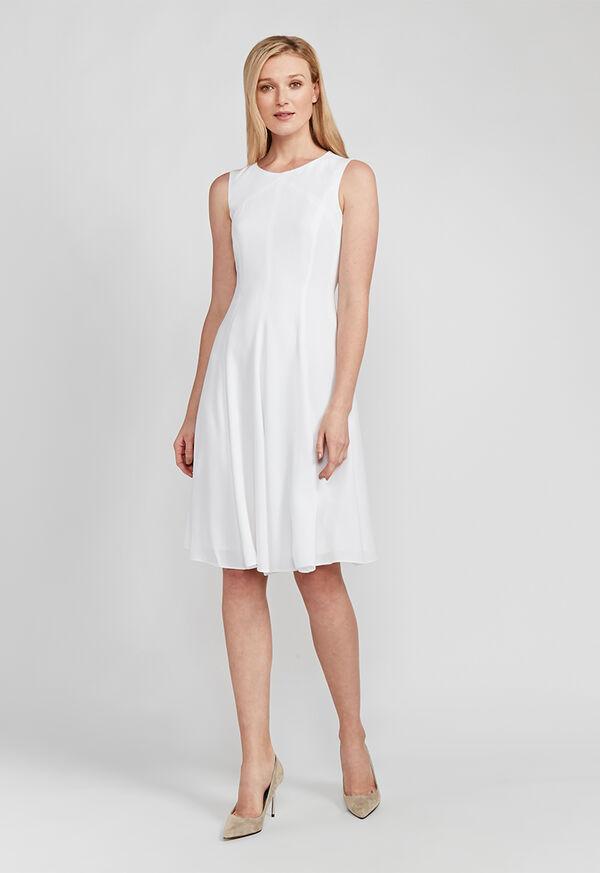 A-Line Sleeveless Dress, image 4