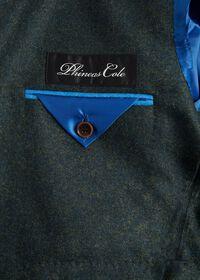 Olive Cashmere Blend Sport Jacket, thumbnail 3