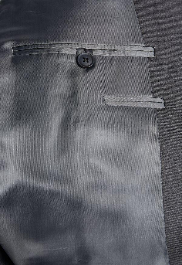 Paul Fit Solid Travel Cloth Suit, image 4