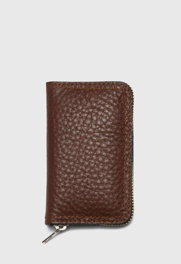 Deerskin Leather Manicure Set, image 1