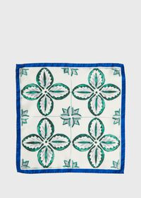 Tile Design Pocket Square, thumbnail 2