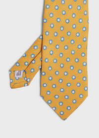 Tossed Framed Circle Tie, thumbnail 1