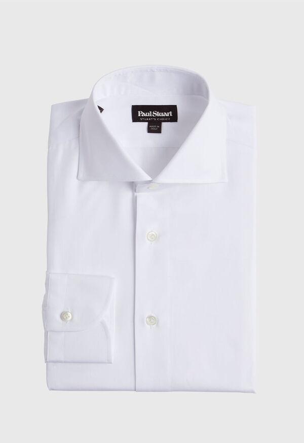 Stuart's Choice Fine Twill Dress Shirt, image 1