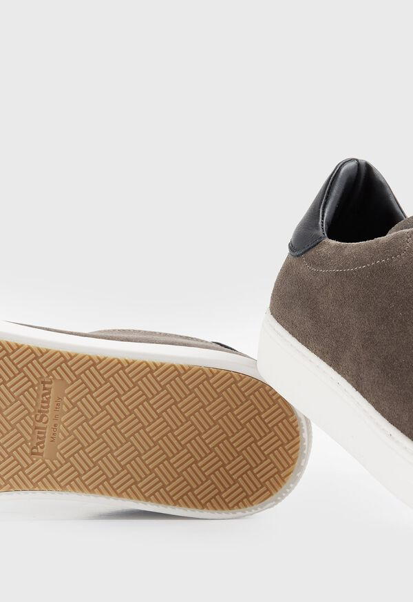 Suede Pascal Sneaker, image 5