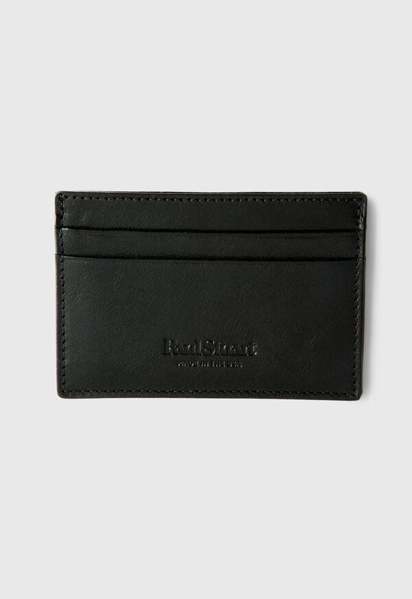 Vachetta Leather Card Holder, image 1