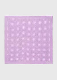 Spotted Silk Pocket Square, thumbnail 1