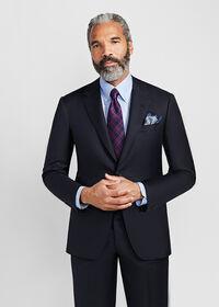 Stuart Fit Super 150s Wool Suit, thumbnail 2