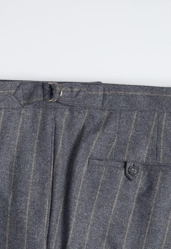 Chalk Stripe Suit, image 7