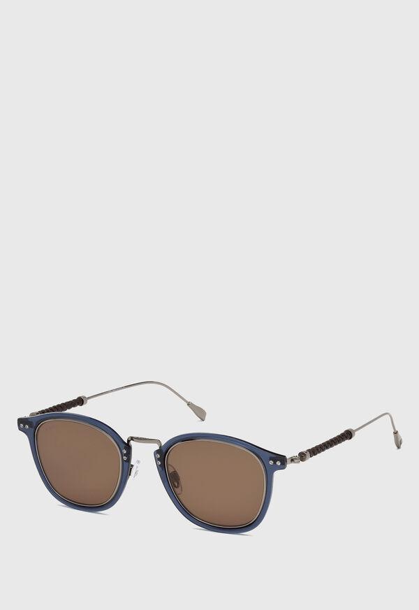 Tod's Shiny Blue  Sunglasses, image 1