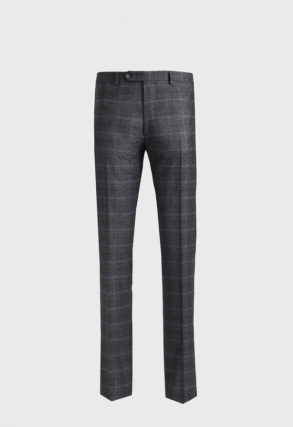 Grey Plaid Suit, image 4