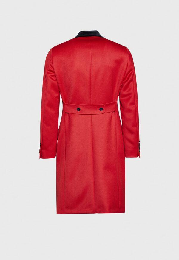 Fox Hunt Ball Twill Coat, image 3