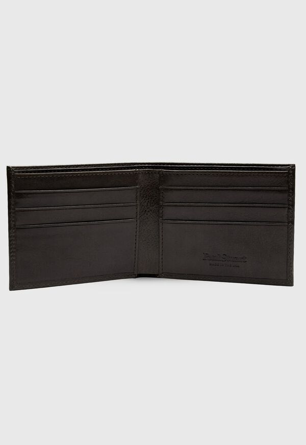 Bifold Vachetta Leather Wallet, image 3