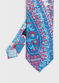 Deco Floral Paisley Tie, thumbnail 1