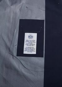 Navy Waterproof Trench Coat, thumbnail 5