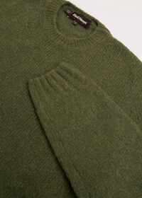 Boucle Crewneck Sweater, thumbnail 2