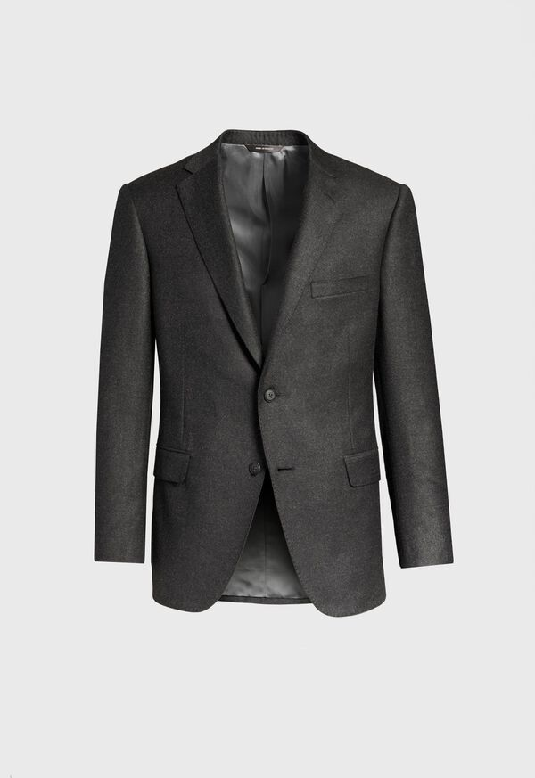 Paul Fit Wool and Cashmere Flannel Suit, image 3