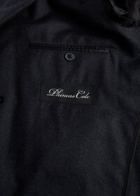 Super 150s Charcoal Double Breasted Suit, thumbnail 4