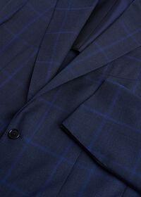 Blue Plaid Suit, thumbnail 2