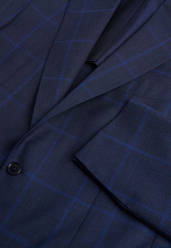 Blue Plaid Suit, image 2