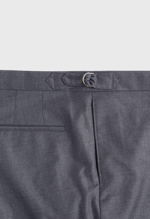 Grey Side Strap Harley Pant, image 3