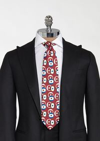 Printed Deco Circles Tie, thumbnail 2