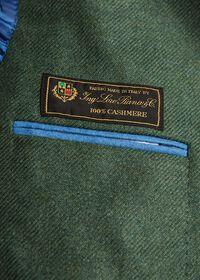 Solid Cashmere Green Blazer, thumbnail 3