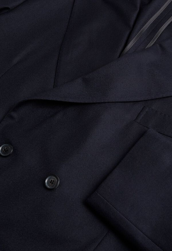 Super 150s Double Breasted Suit, image 2