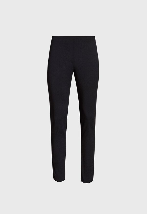 Crepe Pull-On Pant, image 1