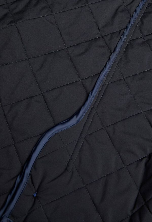 Wool Quilted Coat, image 3