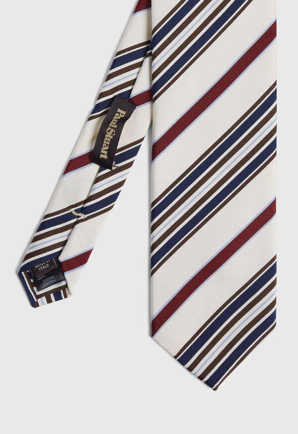 Variegated Stripe Tie, image 1