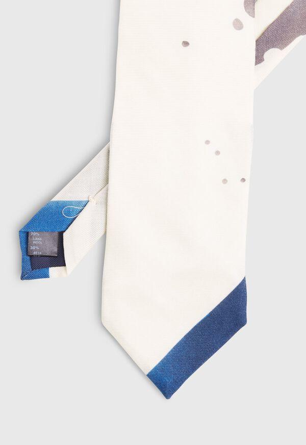 Polo Printed Scarf Tie, image 2