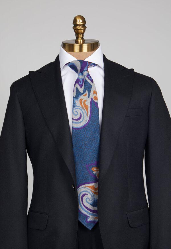 Silk Print Tie, image 2