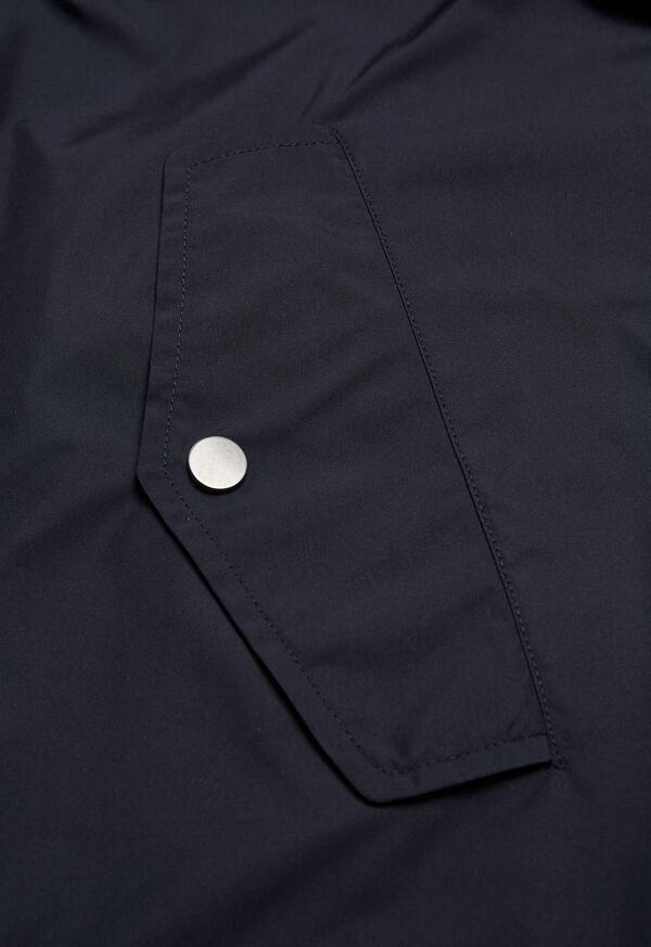 Solid Parka Jacket, image 4